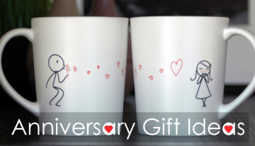 Treat your parents with love with these special anniversary gifts