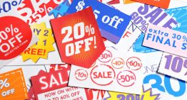Save money online with discount coupons