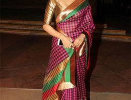 Top 5 Bollywood Divas who Look Stunning in Sarees