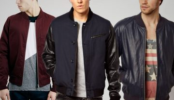 Tips to Help You Buy Your First Men's Bomber Jacket