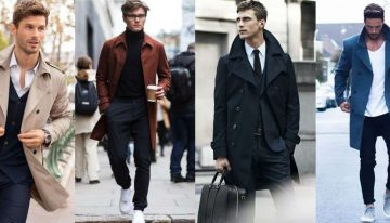 7 Men's Fashion Jackets To Wear All Year-Round