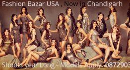 Chandigarh Girl makes it big as Fashion Bazar,USA Model