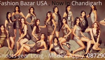 Chandigarh Girl makes it big as Fashion Bazar,USA Model
