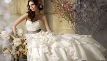 How to DIY your wedding dress