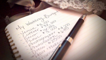 6 Tips for Planning a Wedding Budget