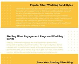 5 Things Should to Know About Sterling Silver Rings (infographic)