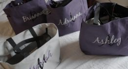 Advantages of Tote Bags and the Custom Logo Embroidered Tote Bags
