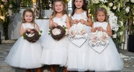 A guide to help you buy age-specific flower girl dresses