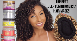 Top 5 Deep Conditioning Masks For Your Curly Hairs